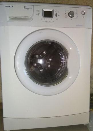 Продам стиральную машину BEKO Volumax5 на запчасти.