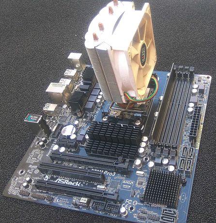 Bundle AMD FX4300 + AsRock 970M + 4Gb mem + Cooler