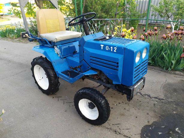 Продам минитрактор, трактор ХТЗ т-012