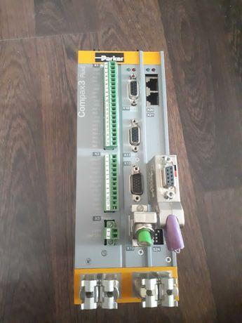 Parker serwo drive Compax3 Fluid