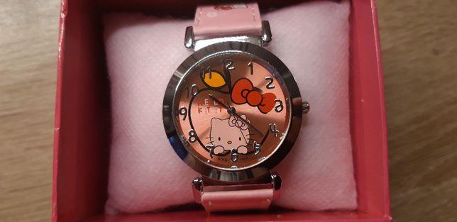 zegarek Hello Kitty dla dziewczynki