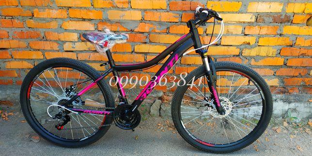 """Новый горный женский велосипед Avanti Calypso 26"""" алюминиевая 15"""" рама"""