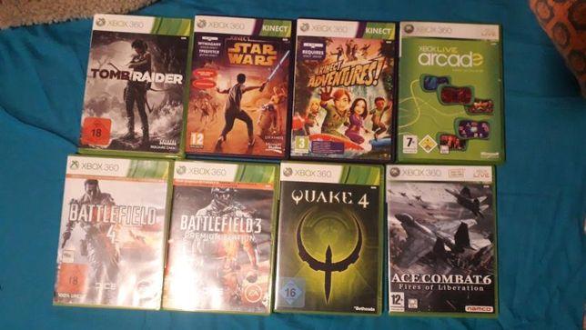 Gry na konsolę Xbox360