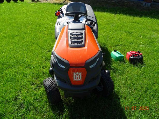 Traktorek ogrodowy Kosiarka do trawy Husqvarna TC 238 TX  + zderzak.