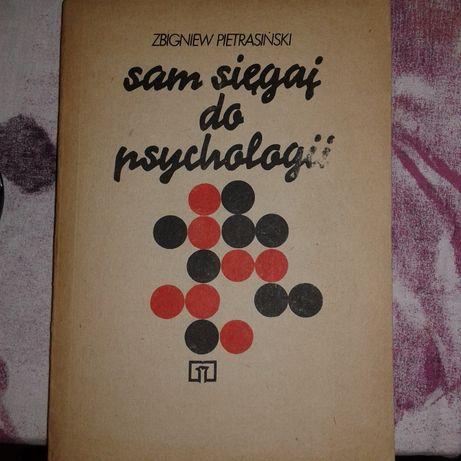 Sam sięgaj do psychologii Pietrasiński