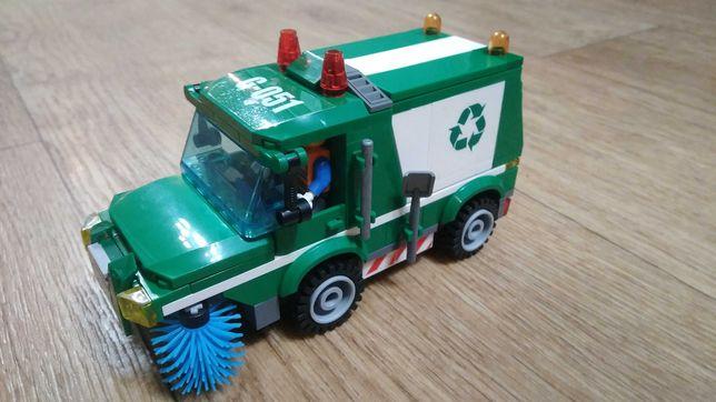 Конструктор мусоровоз