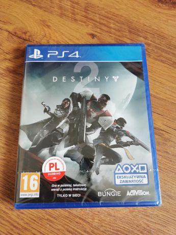 PL # NOWA # Destiny 2 PS4 PlayStation 4