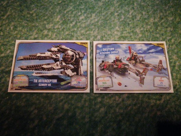 Karty Lego Star Wars seria 2