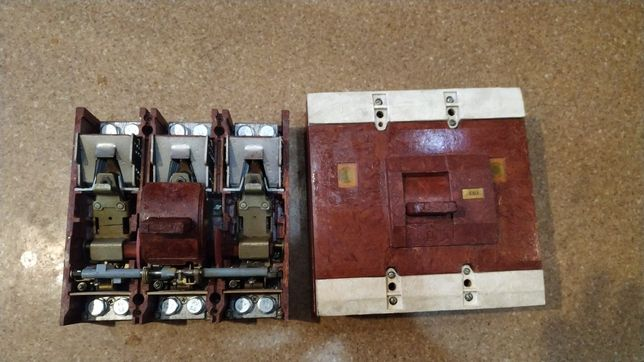 Автоматический выключатель ВА5139; ва 5239 630А