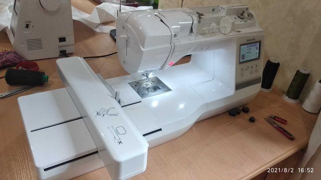 Вишивальна вышивальная машинка Brother