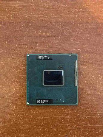 Процессор Intel Core i5-2540M.