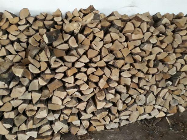 Drewno kominkowe sezonowane BUK