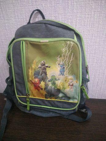 Рюкзак лего нинзяго