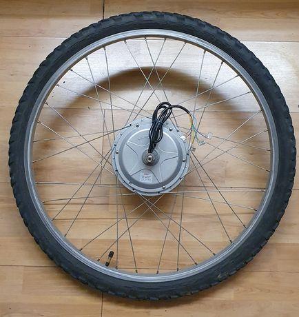Silnik tył + koło 26' do roweru 250/500W 36V 48V elektrycznego