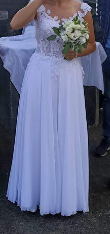 Sukienka ślubna 38