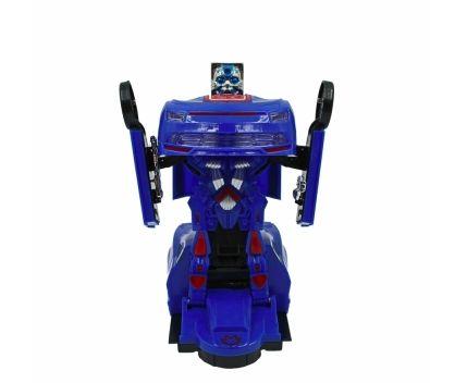 Трансформер робот-машинка