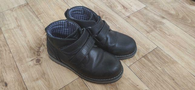 Ортопедические демисезонные ботинки Topitop, по стельке - 21 см