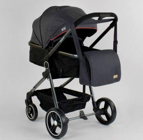 Легкая вес 6,7 кг детская универсальная коляска 2 в 1 JOY Naomi
