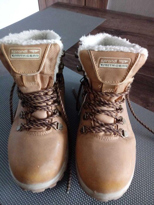 Buty trzewiki zimowe Lubin - image 1