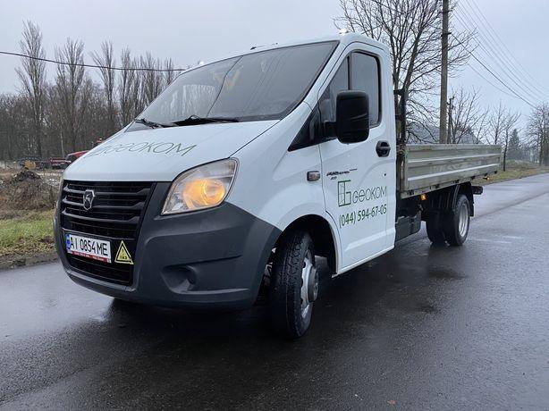 Газ NEXT 2.7гбо. Кузов 4м 2018г обмен