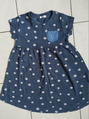Sukienki dla dziewczynki 110-116