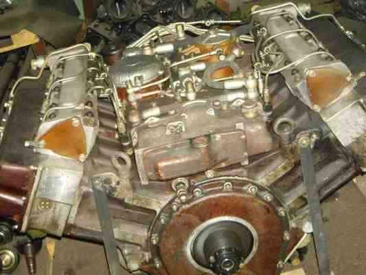 Двигатель 1Д20