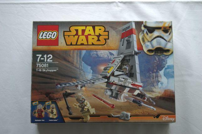 Lego Star Wars - 75081 - T-16 Skyhopper