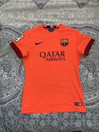 Оригинальная футбольная футболка Nike FC Barcelona