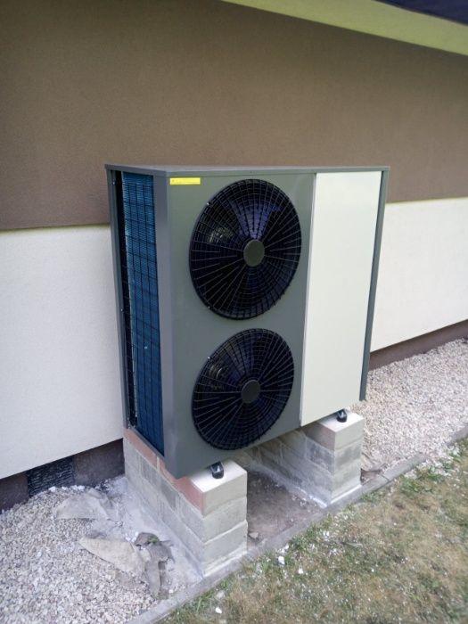 Pompa ciepła powietrze-woda 20 kW NEW ENERGY
