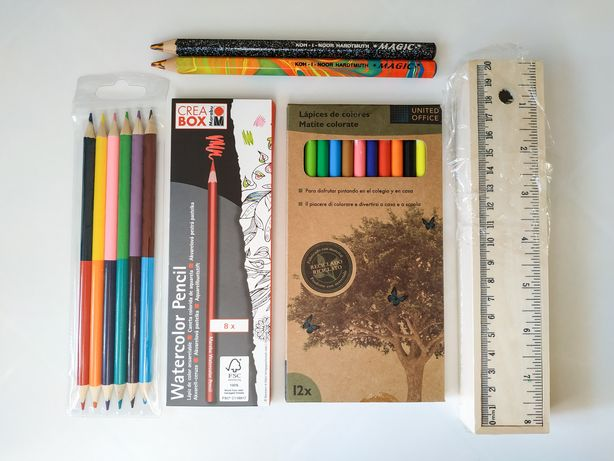 Lápis de cor Novos