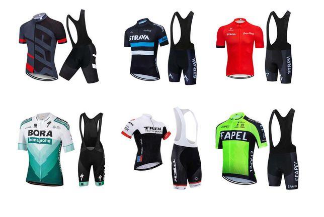 Equipamentos de Ciclismo *Portes Incluídos* - ler desc.