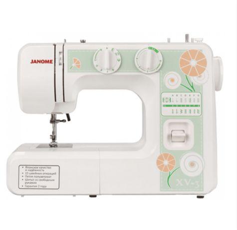 Швейная машинка бытовая Janome XV-3