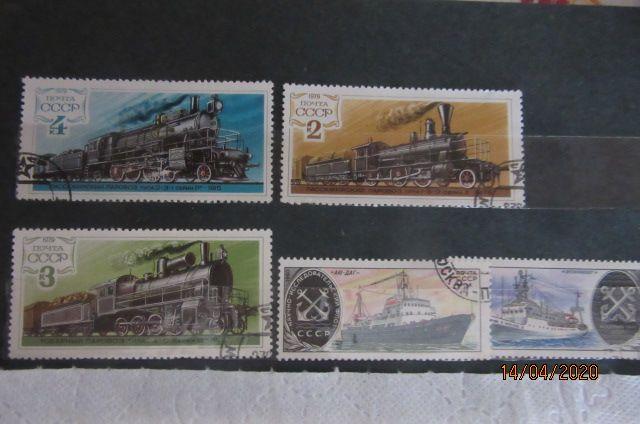 znaczki kolekcja