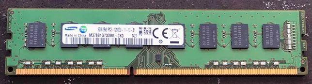 Оперативная память SAMSUNG 8gb DDR3 2Rx8 PC3-12800U-11-13-B1