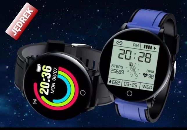 Smartwatch Smartband Nowa Seria,Pomiar Tlenu weKrwi,Ciśnienie,Puls,ITD