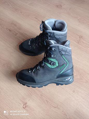 Ботинки LOWA треккинговые оригинал кросівки Adidas Mammut Salomon