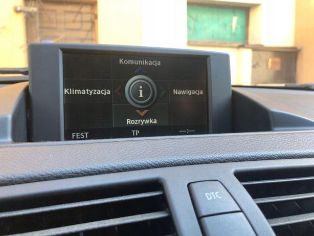 Polskie Menu BMW E60 E61 E90 E91 E87 Busines Bissnes Mapa Nawigacja