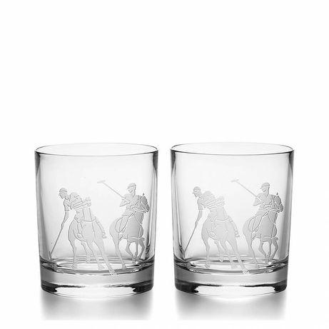 Бокалы для виски Ralph Lauren ручная работа набор из 2 шт.