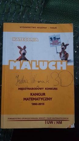 Testy Kangur Matematyczny Maluch