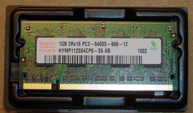 Memória RAM DDR2 800Mhz (p/ desktop e portatil)