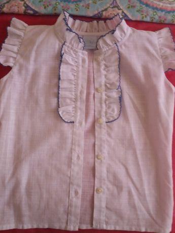 Camisa menina 5 anos