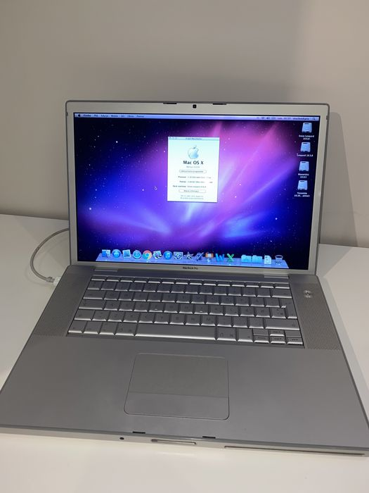"Apple MacBook Pro 15"" 256gb 3gb RAM macos zdalne Lublin - image 1"
