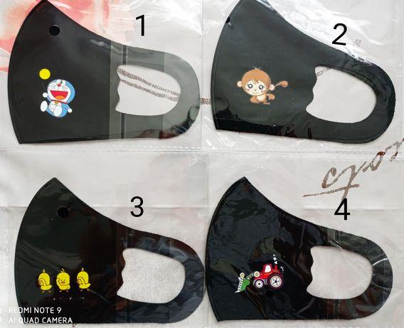 Гиппоалергеные Pitta Mask маска Питта для детей