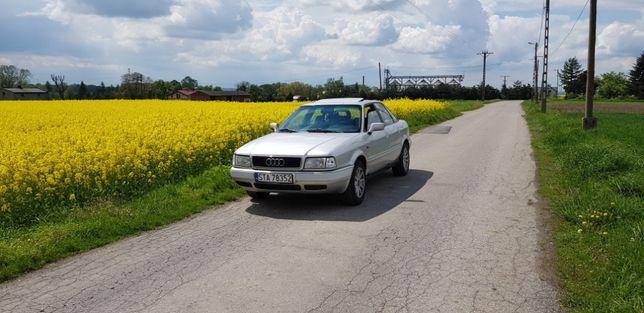Części Audi 80 B4 w opisie lista co pozostało
