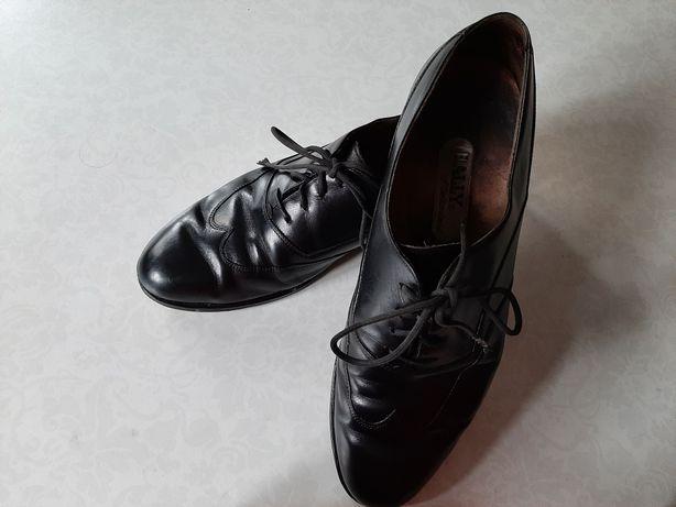 Skorzane buty szwajcarskiej firmy Bally, 43 (9)