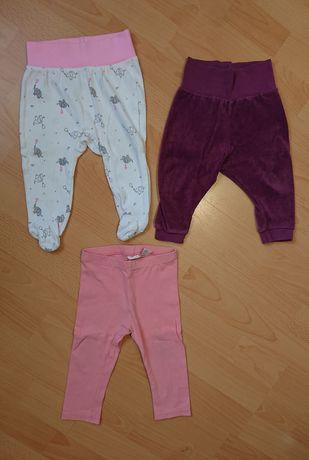 Ubranka dla dziewczynki 68, 74