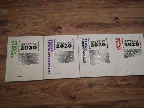 Przepisy 2020 wyd. Od. Nowa