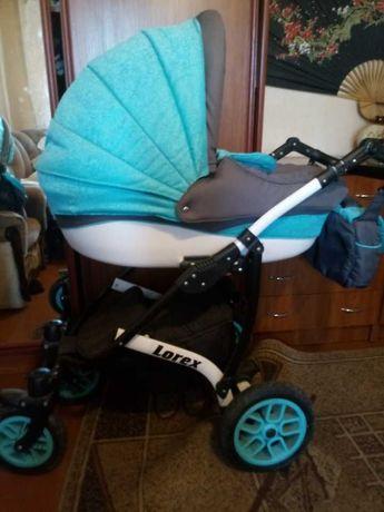 Детская коляска LOREX 2 в 1