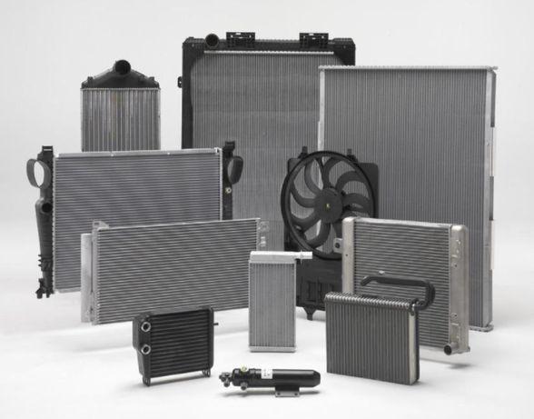 Радиатор, радиатор кондиционер Peugeot 206 207 301 307 306 308 406 407
