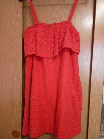 Платье для девочки на брительках